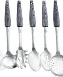 Kitchen Maestro Stainless Steel Utensil Set