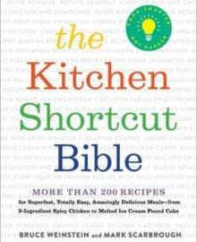 The Kitchen Shortcut Bible Cookbook