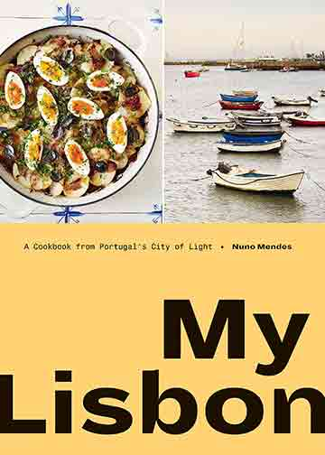 Buy the My Lisbon cookbook