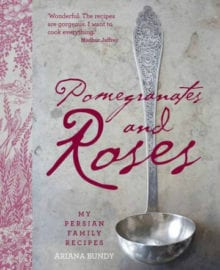 Pomegranates and Roses Cookbook