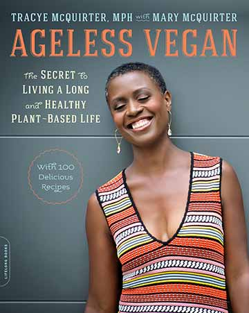 Buy the Ageless Vegan cookbook