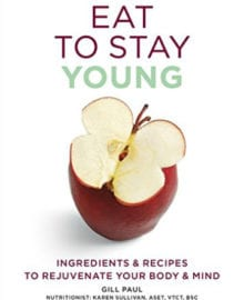 Eat To Stay Young Cookbook