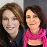 Karen Ansel and Charity Ferreira