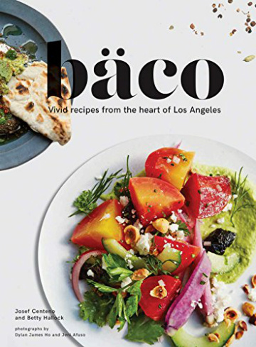 Buy the Bäco cookbook