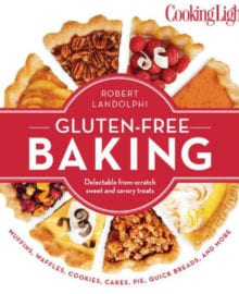 Cooking Light Gluten-Free Baking Cookbook