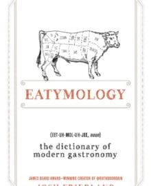 Eatymology Cookbook