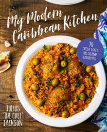 My Modern Caribbean Kitchen Cookbook