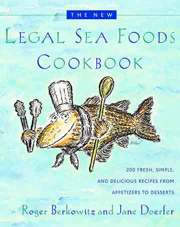 Buy the The New Legal Sea Foods Cookbook cookbook