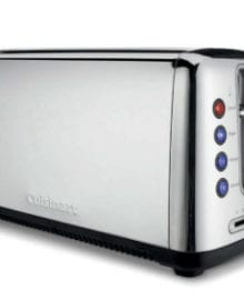Cuisinart Long Slot Artisan Bread Toaster