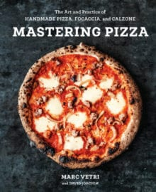 Mastering Pizza Cookbook