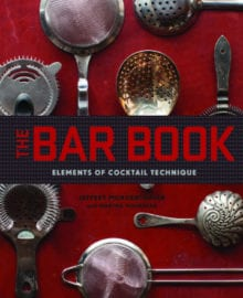 The Bar Book Cookbook