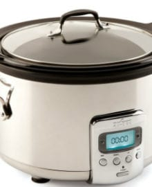 All Clad 4-Quart Slow Cooker