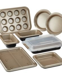 Anolon 10 Piece Bakeware Set