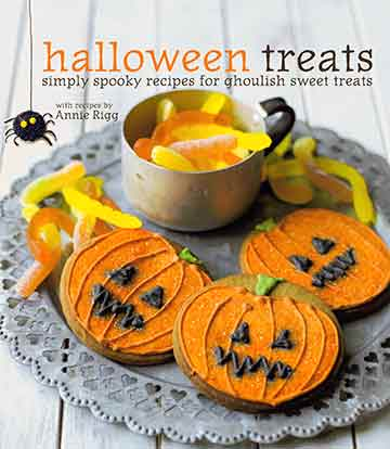 Buy the Halloween Treats cookbook