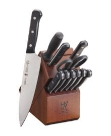 Henckels International Solutions 12-piece Knife Block Set