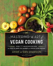 Mastering the Art of Vegan Cooking Cookbook