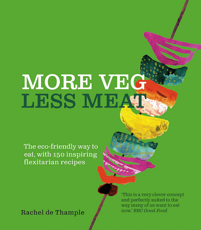 Buy the More Veg, Less Meat cookbook