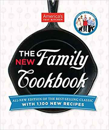 Buy the The New Family Cookbook cookbook