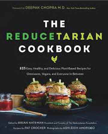 Buy the The Reducetarian Cookbook cookbook