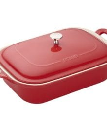 Staub Rectangular Covered Baking Dish