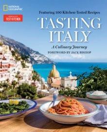 Tasting Italy Cookbook