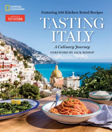 Buy the Tasting Italy cookbook