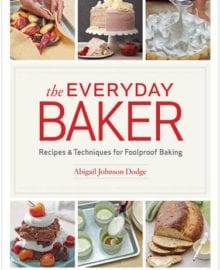 The Everyday Baker Cookbook
