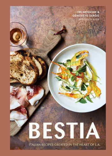Buy the Bestia cookbook