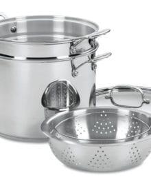 Cuisinart 12 Quart Pasta & Steamer Set