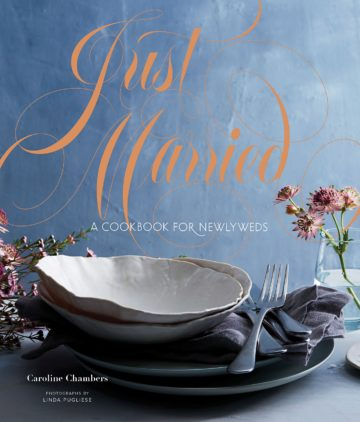 Buy the Just Married cookbook