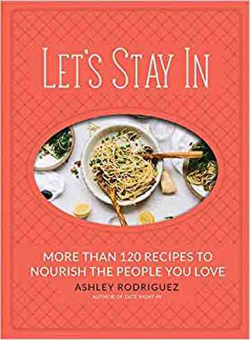 Buy the Let's Stay In cookbook