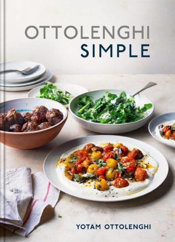 Buy the Ottolenghi Simple cookbook