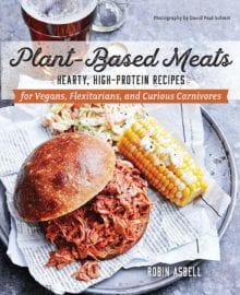 Plant-Based Meats Cookbook