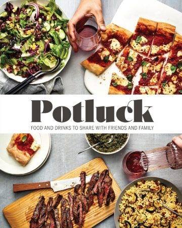 Buy the Potluck cookbook