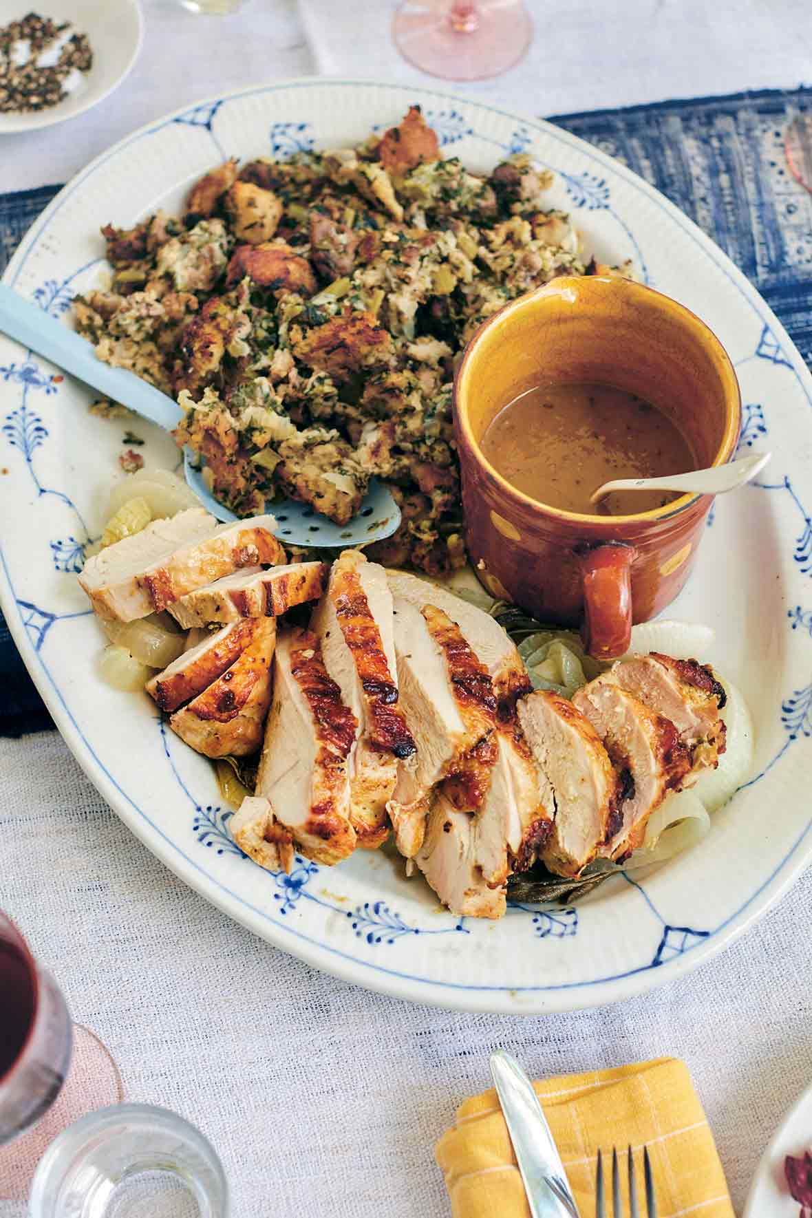 Turkey Breast with Vegetable Gravy recommendations