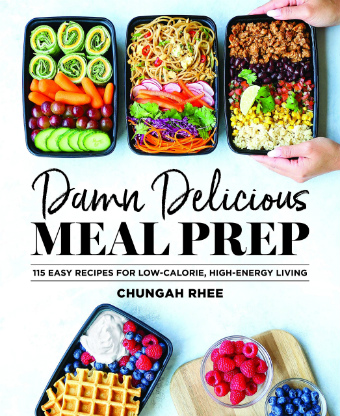 Buy the Damn Delicious Meal Prep cookbook