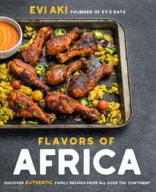 Flavors of Africa Cookbook
