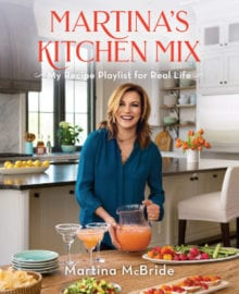 Martina's Kitchen Mix Cookbook