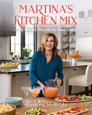 Buy the Martina's Kitchen Mix cookbook
