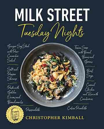 Buy the Milk Street Tuesday Nights cookbook