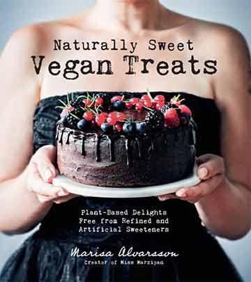 Buy the Naturally Sweet Vegan Treats cookbook