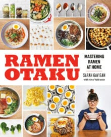 Ramen Otaku Cookbook