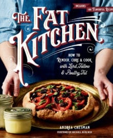 The Fat Kitchen Cookbook
