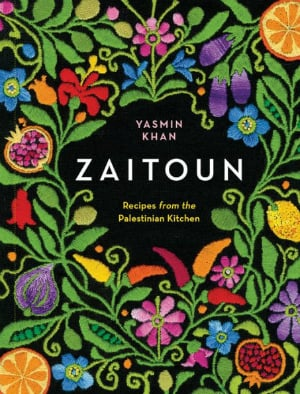 Buy the Zaitoun cookbook