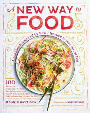 Buy the A New Way to Food cookbook