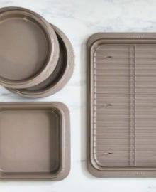Anolon 5-Piece Bakeware Set