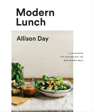 Buy the Modern Lunch cookbook