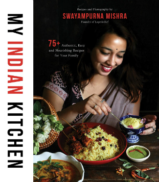 Buy the My Indian Kitchen cookbook
