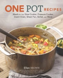 One Pot Recipes Cookbook