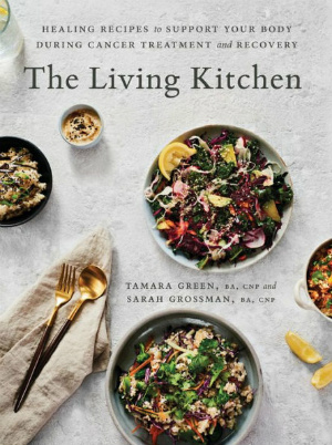 Buy the The Living Kitchen cookbook